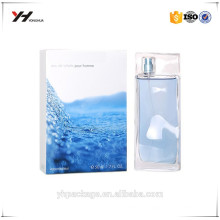 Different types beautiful design luxury perfume gift box packaging